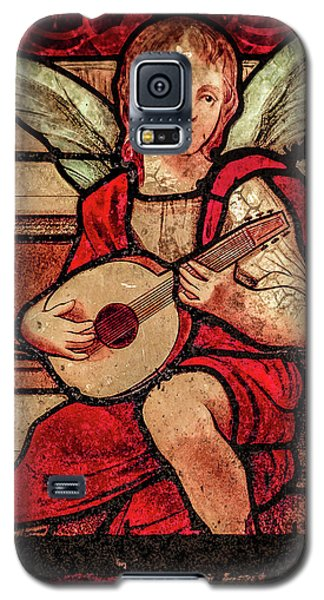 Paris, France - Minstrel Angel Galaxy S5 Case