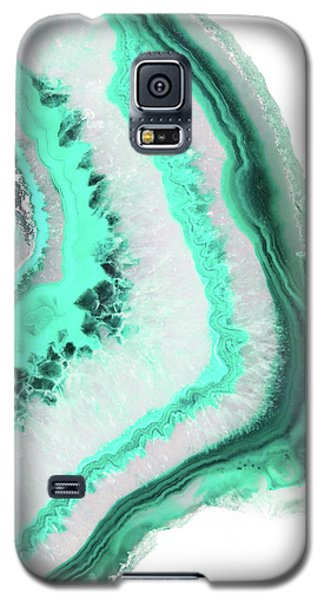 Mint Agate Galaxy S5 Case