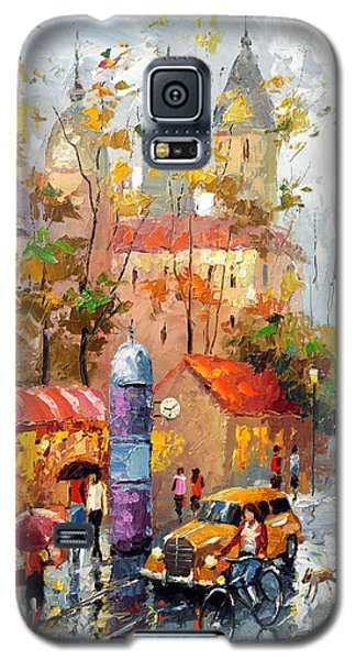 Minutes Of Waiting 2  Galaxy S5 Case by Dmitry Spiros