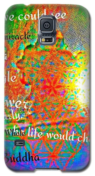 Miracles Galaxy S5 Case
