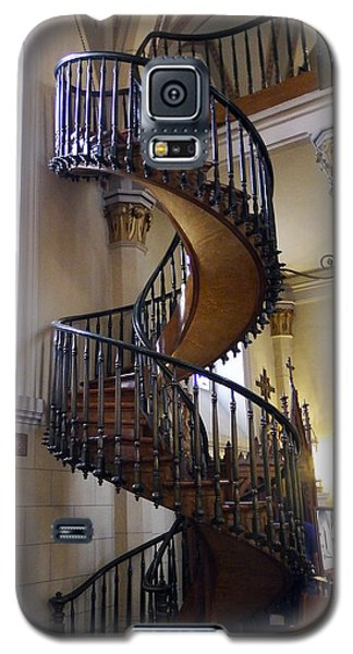 Galaxy S5 Case featuring the photograph Miraculous Stairs by Kurt Van Wagner