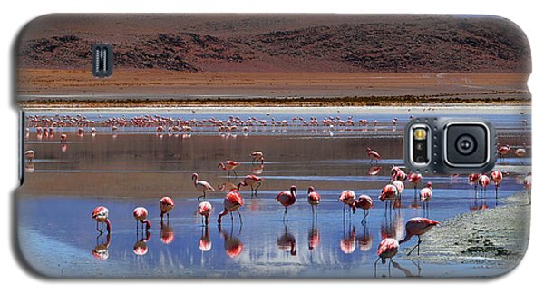 Galaxy S5 Case featuring the photograph Mirage by Skip Hunt