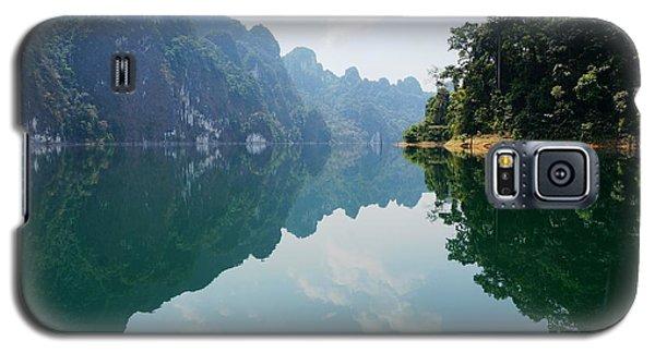 Mirror Lake Galaxy S5 Case by Julia Ivanovna Willhite