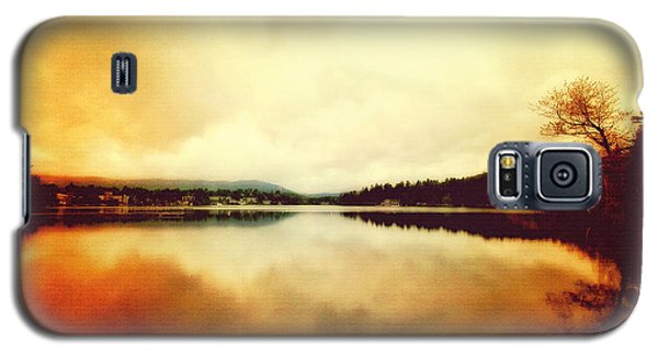 Mirror Lake At Sunset Galaxy S5 Case