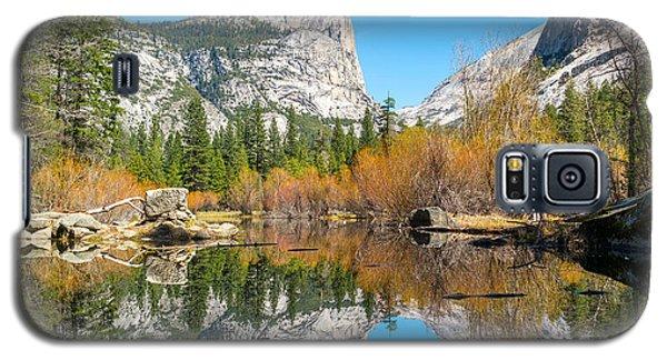 Mirror Lake Yosemite Np Galaxy S5 Case