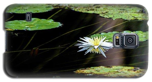 Mirror Lily Galaxy S5 Case