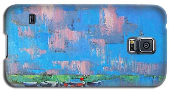 Mirror Of Water Galaxy S5 Case by Anastasija Kraineva