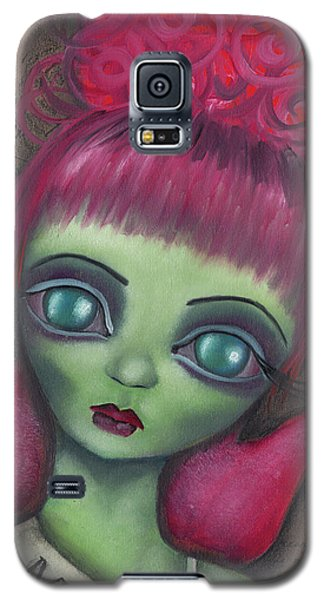 Miss Argentina Galaxy S5 Case by Abril Andrade Griffith