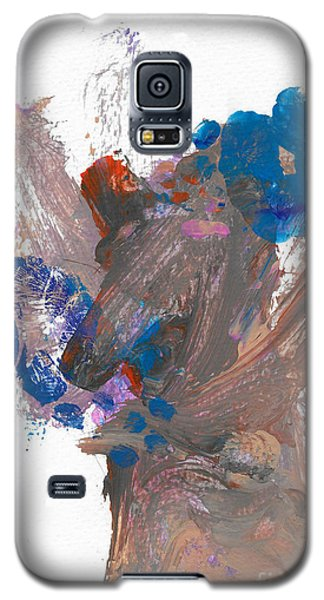 Miss Emma's Flowers Galaxy S5 Case
