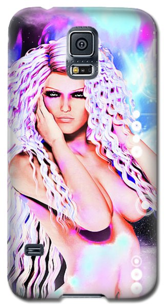 Miss Inter-dimensional 2089 Galaxy S5 Case