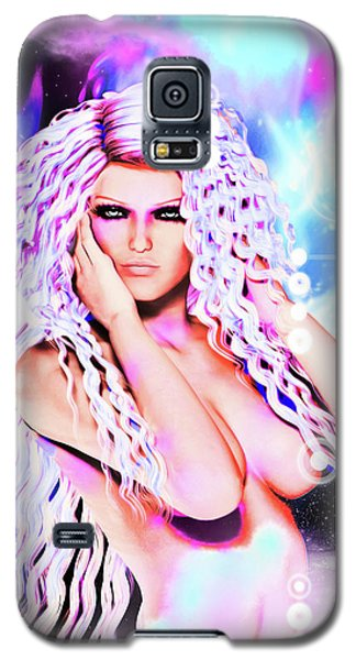 Miss Inter-dimensional 2089 Galaxy S5 Case