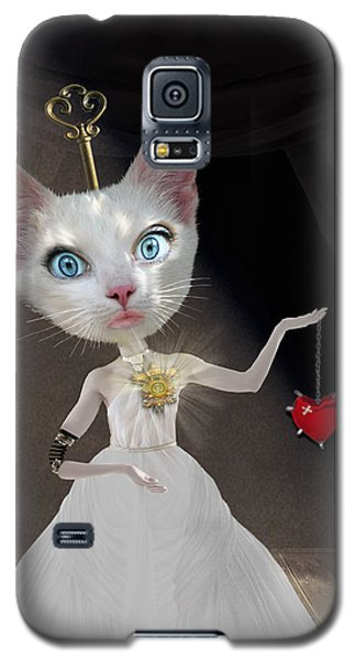 Miss Kitty Galaxy S5 Case