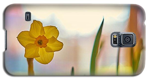 Miss Yellow Galaxy S5 Case