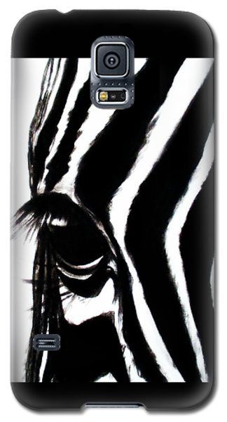 Miss Zebbie Galaxy S5 Case