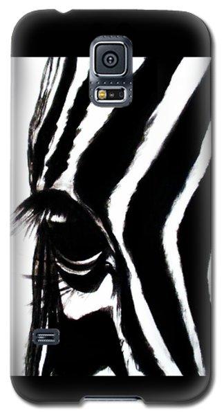 Miss Zebbie Galaxy S5 Case