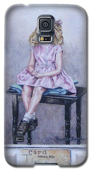 Missing Daddy, Devonshire 1940 Galaxy S5 Case