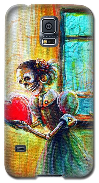 Missing You Galaxy S5 Case by Heather Calderon