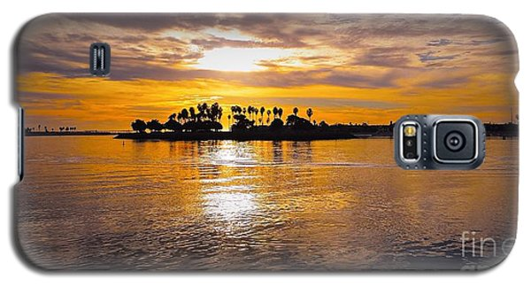Mission Bay Purple Sunset By Jasna Gopic Galaxy S5 Case