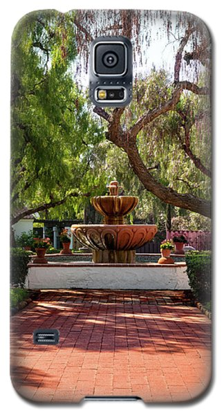 Mission Fountain Galaxy S5 Case