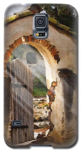 Mission Gate Galaxy S5 Case