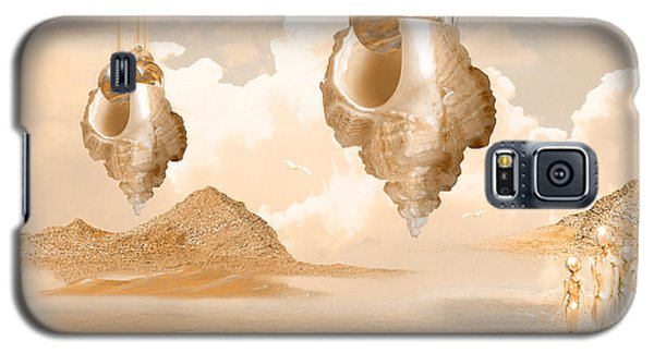 Mission In A Far Planet Galaxy S5 Case