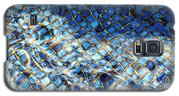 Mission San Buenaventura Mosaic Galaxy S5 Case