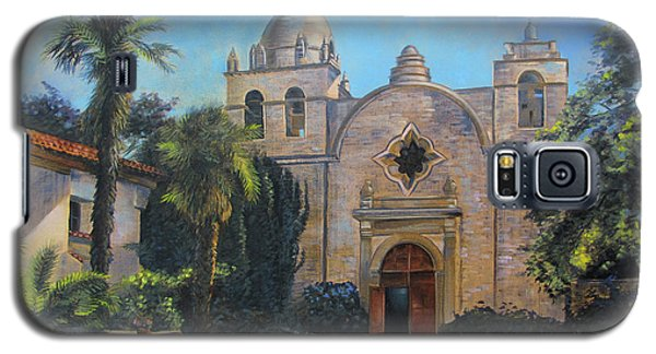 Mission San Carlos In Carmel By The Sea Galaxy S5 Case