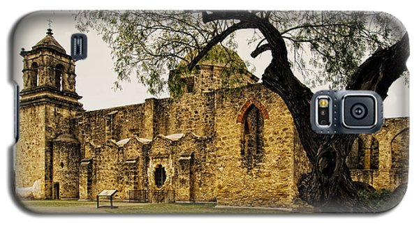 Mission San Jose Galaxy S5 Case by Iris Greenwell