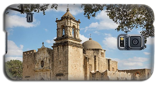 Galaxy S5 Case featuring the photograph Mission San Jose by Mary Jo Allen