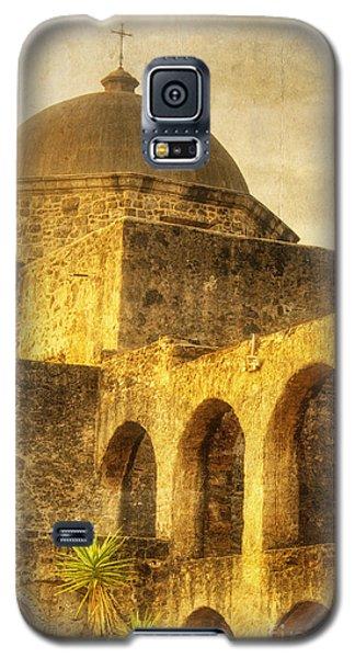 Mission San Jose San Antonio Texas Galaxy S5 Case