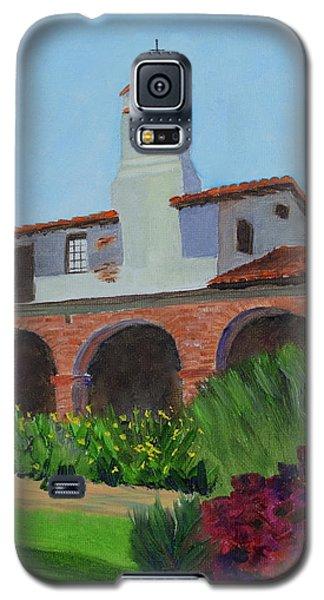 Mission San Juan Capistrano Galaxy S5 Case