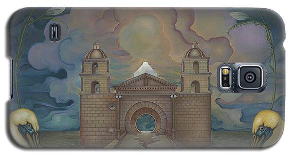 Mission Santa Barbara Galaxy S5 Case