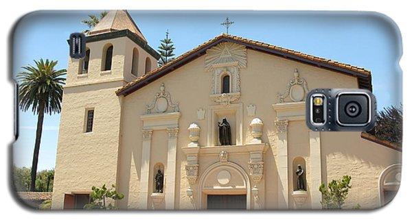 Mission Santa Clara Galaxy S5 Case by Mini Arora