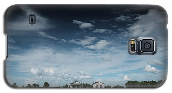 Mississippi Delta Homesteads Galaxy S5 Case