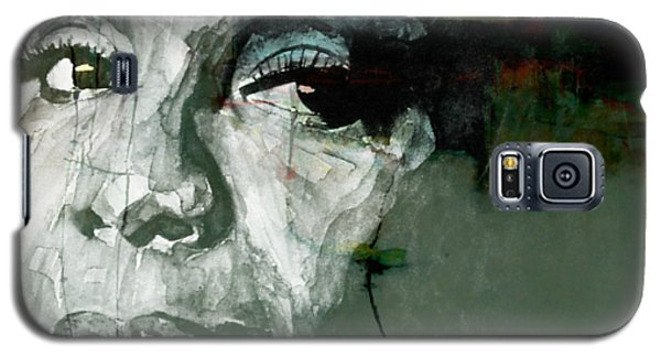 Rhythm And Blues Galaxy S5 Case - Mississippi Goddam by Paul Lovering
