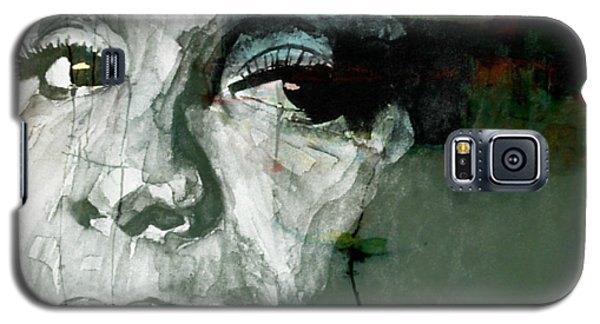 Rhythm And Blues Galaxy S5 Case - Mississippi Goddam by Paul Lovering
