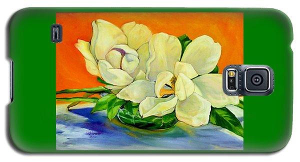 Mississippi Magnolias Galaxy S5 Case