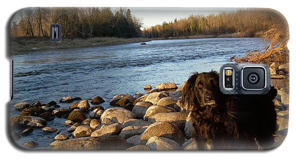 Mississippi River Good Morning Galaxy S5 Case by Kent Lorentzen