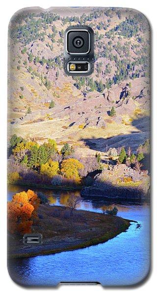 Missouri River Galaxy S5 Case