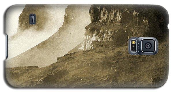 Mist In Lesotho Galaxy S5 Case