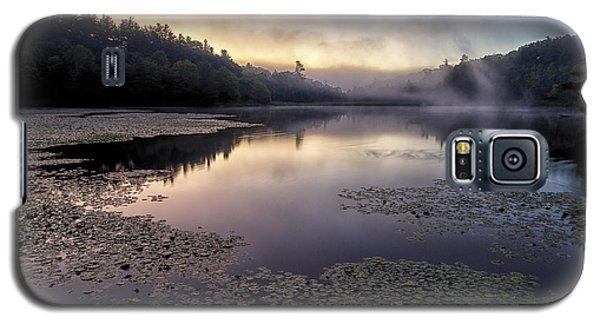 Bass Lake Sunrise - Blue Ridge Parkway Galaxy S5 Case