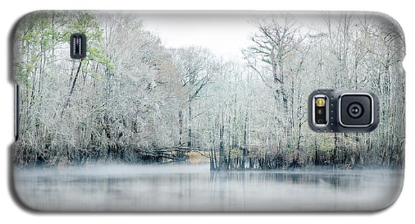 Mist On The River Galaxy S5 Case