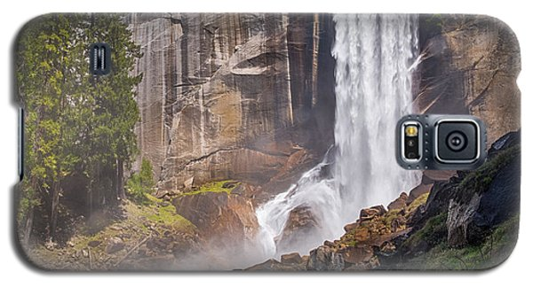 Mist Trail And Vernal Falls Galaxy S5 Case
