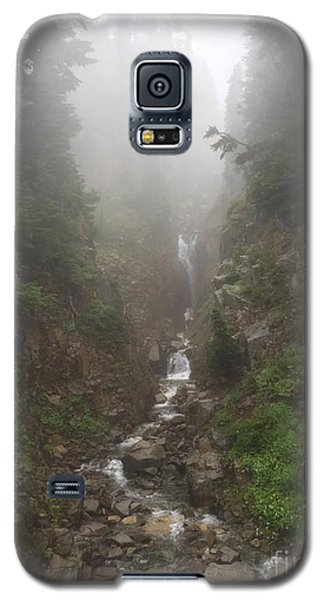 Misted Waterfall Galaxy S5 Case