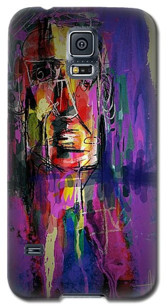 Mister Head Galaxy S5 Case
