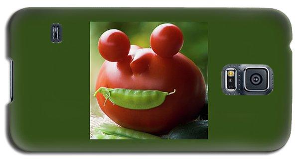 Mister Tomato Galaxy S5 Case by Yulia Kazansky