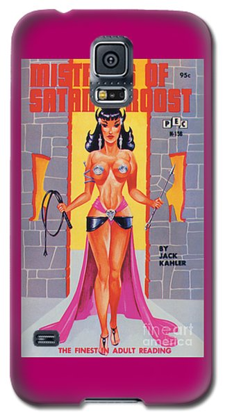 Mistress Of Satan's Roost Galaxy S5 Case