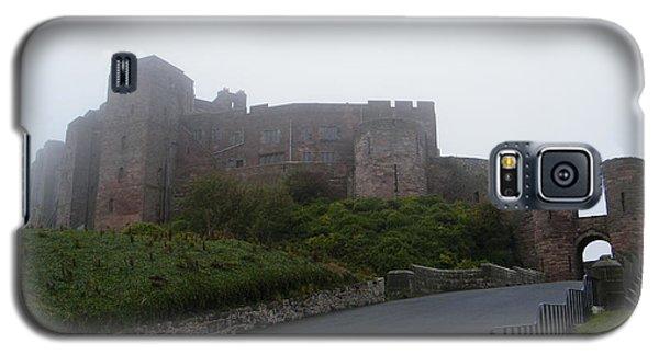 Misty Bamburgh Castle Galaxy S5 Case