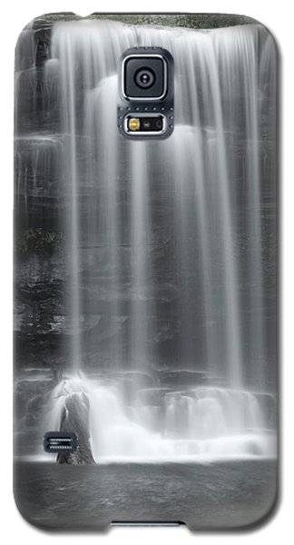 Misty Canyon Waterfall Galaxy S5 Case
