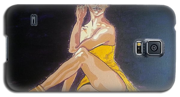 Misty Copeland Galaxy S5 Case